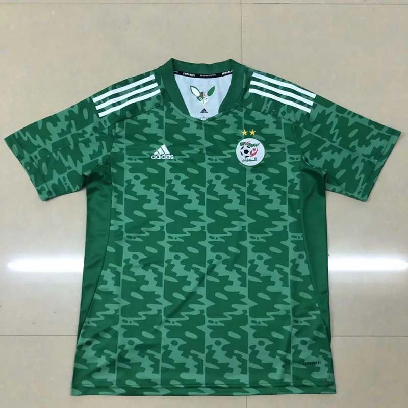 Thailand Quality(AAA) 2020 Algeria Away Soccer Jersey