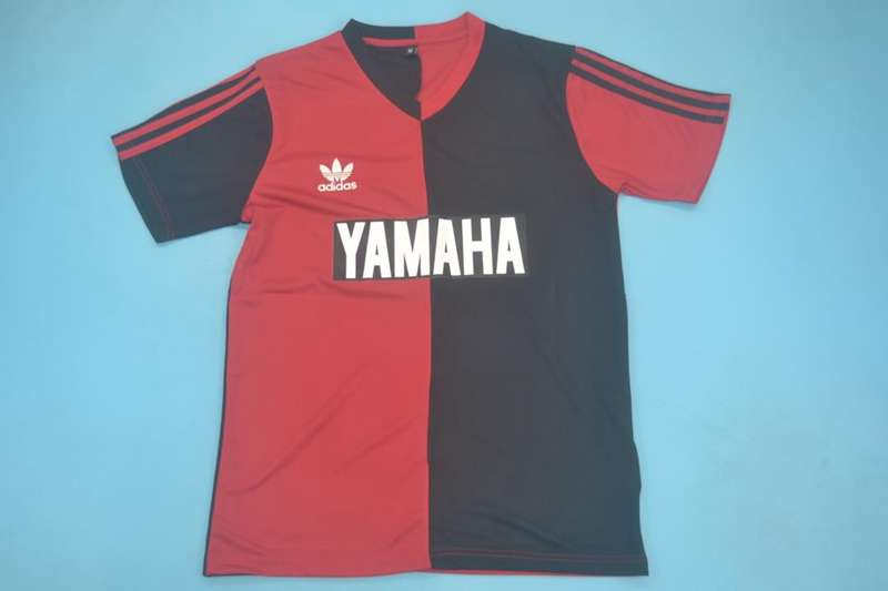 AAA Quality Newells Old Boy 1991/93 Home Retro Soccer Jersey