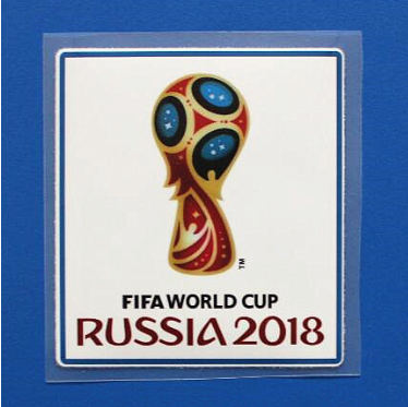 2018 FIFA World Cup Patch